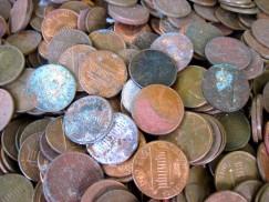 Rusty Pennies by puuikibeach